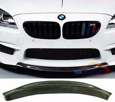 Carbon Fiber Front Lip Spoiler For BMW 6-Series F12 F13 F06 M6 Model 2013UP B245