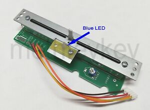 TECHNICS / DJSPARES PITCH FADER BLUE LED inc PCB SFDP122-24A1 SL1200 SL1210 MK2