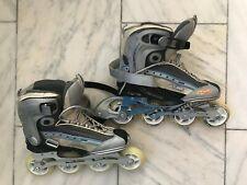 Inliner Hy Skate Gr. 40 mit Schutzausrüstung