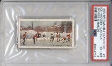 1930 British American Tobacco ICE HOCKEY, CANADA #3 PSA 6 EX-MT Sports & Games