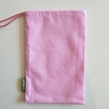 Pochette Imperméable rose pour Coupe Menstruelle