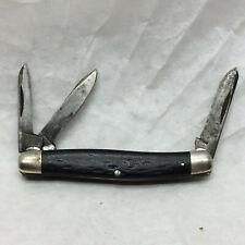 Vintage Ka-bar Pocket Knife Olean N.Y.