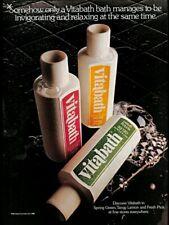 Vtg Vitabath Bath & Shower Gelée Original Spring Green 600 g/21 oz New No Box