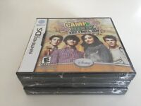 Camp Rock: The Final Jam (Nintendo DS, 2010) DS NEW