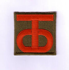 WWII - 90th INFANTRY DIVISION (Reproduction)