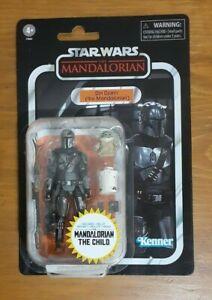 Star Wars The Mandalorian Din Djarin & The Child VC177 Grogu Walmart Exclusive