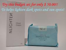 NWORLD/NLIGHTEN BUDGET SET (CLOUD CREAM AND SAKURA SOAP)