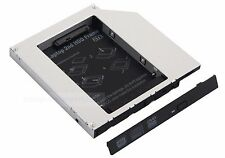 2nd IDE - SATA HDD SSD Hard Drive Caddy for HP Compaq 8510P 8710P 8710W AD-7561A