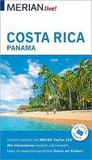 MERIAN live! Reiseführer Costa Rica Panama - Ortrun Egelkraut - 9783834226853