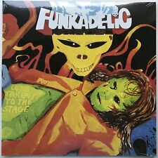 FUNKADELIC Let's Take it to the Stage LP SEALED New Parliament Bootsy Funk