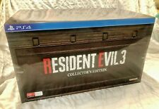 Resident Evil 3 Collector's Edition PS4 Sealed AUS PAL Ready For Dispatch