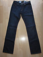 BNWT Tommy Hilfiger Designer Mercer W32 L37 Mens Jeans Tall Long Clear Indigo