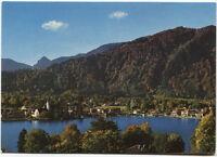 Alte Postkarte - Rottach-Egern - Leonhardstein, Ringberg, Seehotel Überfahrt