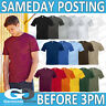 FOTL SUPER PREMIUM T-SHIRT 100% COTTON MEN WOMEN ADULT TEE WORK UNIFORM 61044