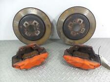 2002-11 MG TF 160 1.8 Petrol Front Calipers and Discs 245