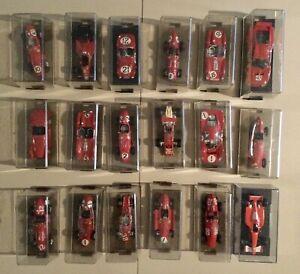 LOTTO 18 Ferrari BRUMM COLLEZIONE Modellini Auto
