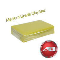 Clay Bar Car Detailing Medium Grade Removes Stubborn contaminants Autobright
