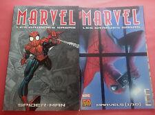 MARVEL LES GRANDES SAGAS SPIDER MAN - INTEGRALE ANNEE 2011 - PANINI COMICS N°01