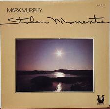 """Mark Murphy - Stolen Moments 1978 Muse 12"""" 33 RPM LP (EX)"""