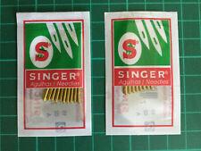 Singer Jersey-Nadeln 2045 Stärke 90//130//705 H-S 5 Nadeln    #14773