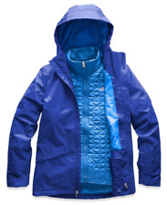 $349 NEW 2018 North Face Women's Thermoball Snow Triclimate Jacket Medium 3 in 1