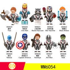 42Pcs/lot новый супер герои Marvel Lego Мстители супер бесконечность мини-фигурка блок