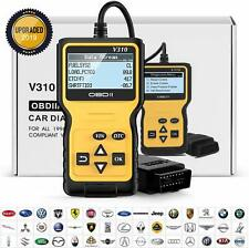 Car V310 OBD2 code reader Auto Scanner Engine Fault Diagnosis Tool Universal
