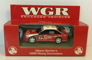 WAYNE GARDNER WGR RACING COKE HOLDEN COMMODORE 1:43 SCALE MODEL CAR BATHURST