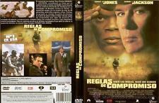 DVD REGLAS DE COMPROMISO (TOMMY LEE JONES)
