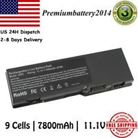 9 Cell Battery for Dell Inspiron 1501 6400 E1505 KD476 GD761 312-0428 312-0466