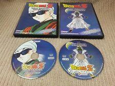 DRAGONBALL Z GREAT SAIYAMAN - OPENING CEREMONY & GOHAN'S SECRET DVDs Ships Free!