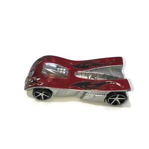 McDonald's Happy Meal Toy Hot Wheels 2008 Red Sound Car Still Works!