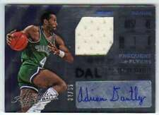 2015-16 Absolute Frequent Flyer Autographs Jersey AUTO /65 Adrian Dantley