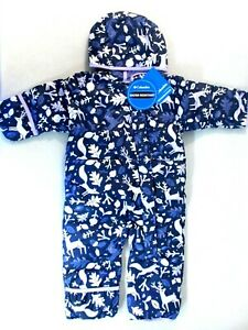 Columbia Baby 12-18 mo. Snuggly Insulated Water Resistant BUNTING 3253 ''