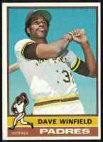 1976 Topps Dave Winfield NM San Diego Padres #160