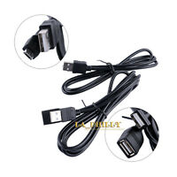 2Pcs Interface USB Extension Cable for PIONEER CD-MU200 Android Phones CDMU200