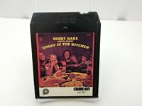 Bobby Bare & The Family 8 Track Tape Singin' In The Kitchen FREE SHIPPING