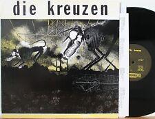 Die Kreuzen LP ~ Self Titled ~ Touch & Go 4 ~ VG+ with Insert ~ Punk Hardcore