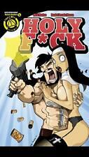 HOLY F*CK #1 AOD COLLECTABLES EXCLUSIVE DAN MENDOZA COVER DANGER ZONE COMICS
