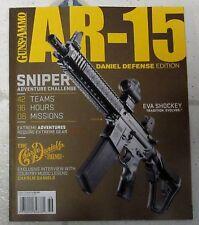 AR-15 Winter 2017 DANIEL DEFENSE SNIPER Interview CHARLIE DANIELS Eva Shocklley