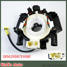 Spiral Cable Clock Spring Airbag For Nissan Navara Pathfinder 05-13 25567-EB301