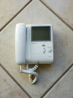 AIPHONE KC-1MRD Master Station with Power Supply PS-2410A