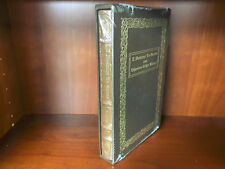 Easton Press-A Message to Garcia and Thirteen Other Things by Hubbard - SEALED