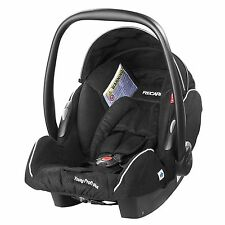 Recaro Young Profi Plus Group 0+ Isofix Baby Car Seat / Carrier Black