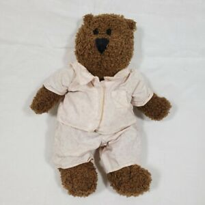 Vintage Baby Gap Teddy Bear Plush Toy Brannan in PJs
