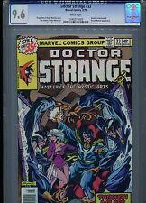 Dr Doctor Strange #33 CGC 9.6 (1979) Dweller-in-Darknes Dream Weaver White Pages
