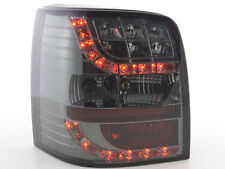 ALL SMOKED LED REAR LIGHTS FOR THE VW PASSAT 3BG ESTATE TOURING 11/2000-2005