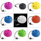 NEW MINI PORTABLE TRAVEL SPEAKER FOR IPHONE IPOD MP3 MOBILE PHONE LAPTOP