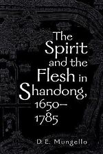 THE SPIRIT AND THE FLESH IN SHANDONG, - NEW PRE-LOADED AUDIO PLAYER BOOK