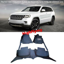 Right hand drive For JEEP Grand Cherokee 2011 2012 2013 RHD Car floor mats pad
